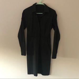 Theory Dress Black 2